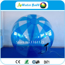 4pcs+1pump water balls, water walking balls, zorb balls good price for sale with 2m size