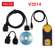 V2014 Multi-Diag Access J2534 Pass-Thru OBD2 Device MultiDiag Multi diag Access Multi-Di@g Access J2534 car diagnostic tool(China)