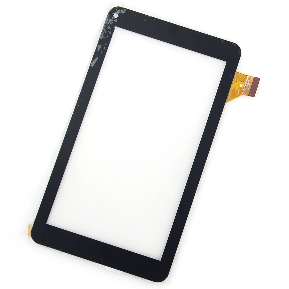 Black TPC-51055 V3.0 FPC-TP070215(708B)-02 7 inch Touch Screen Touch Digitizer For Tablet PC WJ327-V1.0<br><br>Aliexpress