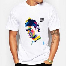Roger Federer T Shirt Men 2016 Fashion Tennis Star Printed T-Shirt Male Short Sleeve RF Male Sports Tee Clothing Plus Size 4XL