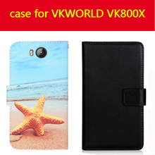 11 Colors Hot! for VKworld T1 Plus Case New Arrival Flip PU Leather Protective Phone Case For vkworld F1 T2 vk700x T6 G1 VK800X