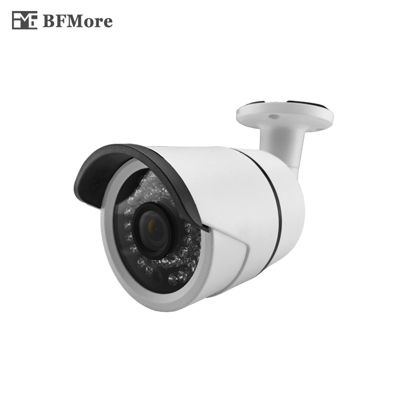 BFMore AHD Camera 4.0mp  2592*1520 2475+OV4689 Video Security CCTV Camera LEDs Night Vision 30M Metal Outdoor Indoor Waterproof<br>