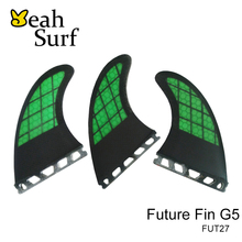 Future G5 Surfboard Fin Carbon Fibre Fins New Design Surfboard Fin Quilhas In Surfing Paddle Board