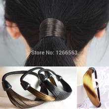 Fashion Korean Style Wig Hair Band Hair Accessoires Cheveux Women Hair Ties Elastic Hair Bands Cintillos