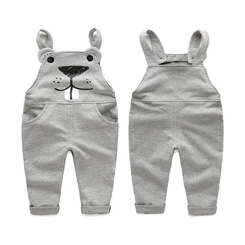 Spring Autumn Bib Overalls Kids Baby Rompers Toddler Boys Girls Animal  Jumpsuit   Bebe  Pants  Infant Boy Clothing<br><br>Aliexpress