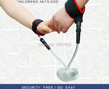 Top Quality TPU Children Anti-lost Wrist link baby safety Band leash strap(China)