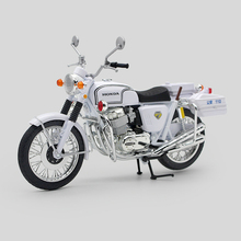 New 1:12 Scale Motorcycle Model Bike Toys HONDA Model Motorcycles Dream CB750 FOUR Diecast Metal Motorbike Model Toy Collection