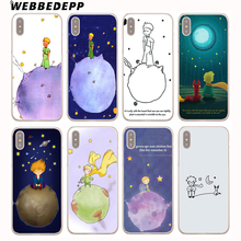 Buy WEBBEDEPP Lovely Little Prince fox Hard Cover Case iPhone 8 7 6S Plus X/10 5 5S SE 5C 4 4S for $1.49 in AliExpress store