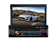 "7"" Digital HD TFT 1 din Car DVD GPS Player car radio car dvd gps with touch screen+8G map card with GPS map"