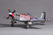 FMS 800MM / Mini Warbird P51 / P-51 Mustang V2 Big Beautiful Doll PNP RC Airplane Duralble EPO Scale Remote Control Model Plane