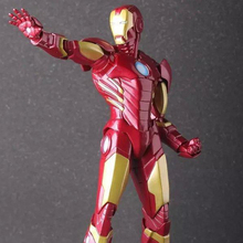 Ironman MARK New Avengers Stark Tonny Marvel Figures PVC 23cm Hot Magic Animation Collection Model Globos