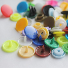 Mix color 500 units sold KAM T5 baby snap buttons clothing accessories a total of 25 colors