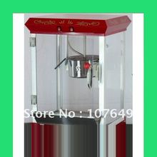 Free Shipping 4oz 110V Tabletop Stainless Steel Electric Pop corn Machine(Hong Kong)