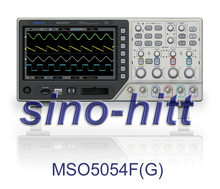 MSO5054FG 4 Channel Oscilloscope 8 Channel Logic Analyzer 25MHz Arb Waveform Generator Large with siginal souce