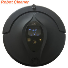 2017 Intelligent Robot Vacuum Cleaner with 1000PA Suction Dry and Wet Mopping(China)