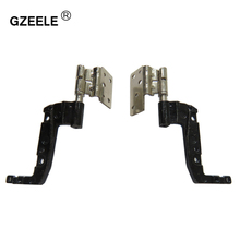 GZEELE New Laptop LCD Hinge for DELL Latitude E5520 E5520M Laptop Lcd Hinges Left & Right 3RCYY 31FVT 1 pair(China)