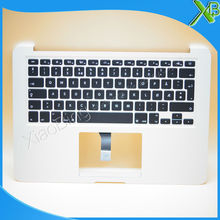 "New TopCase with NO Norway Norwegian Keyboard for MacBook Air 13.3"" A1466 2013-2015 years(China)"