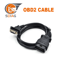 Best Selling VCM II main cable VCM2 vcm 2 16pin OBD cable vcm2 OBD CABLE free shipping(China)