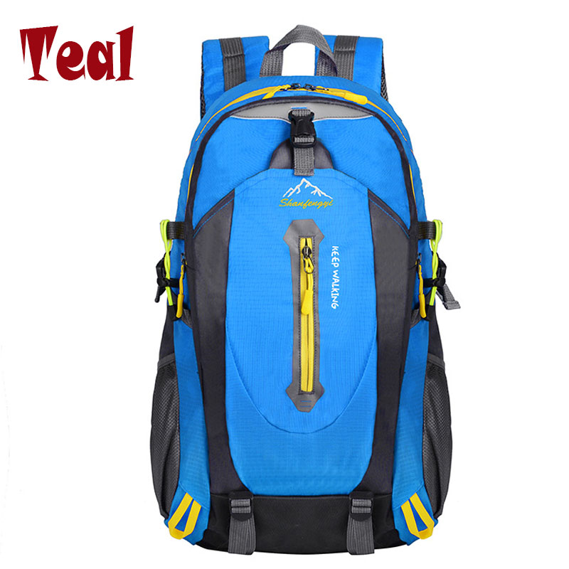 Hot Women and men Fashion Backpacks Oxford Waterproof With Ears Bags Sack Backpack Travel Mountaineering Rucksack trekking bag(China (Mainland))