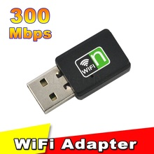 Ultra Mini 300Mbps Wireless Network Card USB Router wifi Adapter WI-FI Sender Internet Wifi Signal Receiver for PC Laptop
