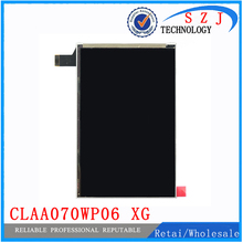 "New 7"" inch IPS LCD Display panel For HP Slate 7 HD LCD Screen Display CLAA070WP06 XG Internal Screen Replacement Free shipping(China)"