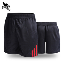 Unisex Breathable Quick Dry Running Shorts 2017 New Sports Shorts Men For Soccer Football Basketball Volleyball Gym Fifth Trunks