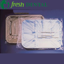 500x Dental tray cover Tray Sheath antifouling protection film sets isolation units Dental Supplies Dental Materials SL440