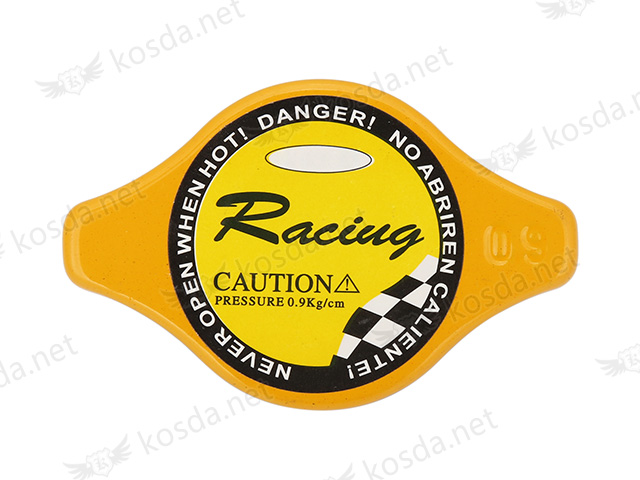 KD1626-YW Racing Radiator Cap1