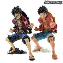 Luffy Figure One Piece Anime King of Artist The Monkey D Luffy Color Ver. PVC Action Figure Collectible Model Toy 7inch 18cm