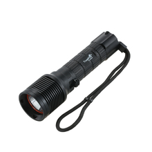 TrustFire 100M Underwater Diving Torch DF007 800LM LED Diving Scuba Torch Hunting Weapon Lights White Light Lamp(China)