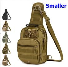 Small  chest bag , Army professional messenger  bag, male bag for IPAD  A3108