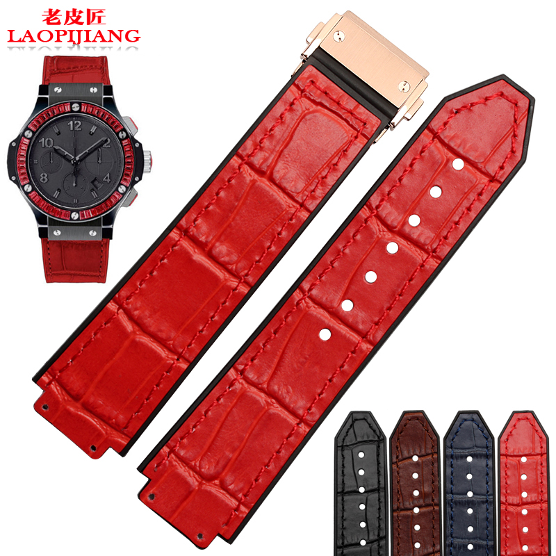 laopijiang Color pattern female adapter slub watchband explosion series 21*15mm soft leather belt<br><br>Aliexpress