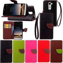 Buy Leaf Case LG Ray X190 X 190 LG-X190 Ray Flip Case Wallet Phone Leather Cover LG Zone (5.5inchs) for $4.69 in AliExpress store