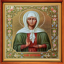 Diamond Embroidery Icons Religious Handmade Painting Diamond Mosaic Portraits Pictures By Numbers Diamant Schilderen Mosaic