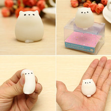 New Mochi Mouse Rat Soft Squeeze Toys Cute Healing Toy Kawaii Collection Stress Reliever Gift Decor Toy For Children