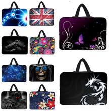 Laptop Tablet Bag For Macbook Air 7 8 10 12 13 15 17 inch Mini PC Zipper Sleeve Cases Pouch For Macbook Pro 13 Case Notebook Bag