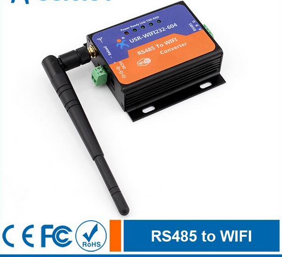 High Performance Serial Wifi Converter,RS485to Wireless Server<br><br>Aliexpress