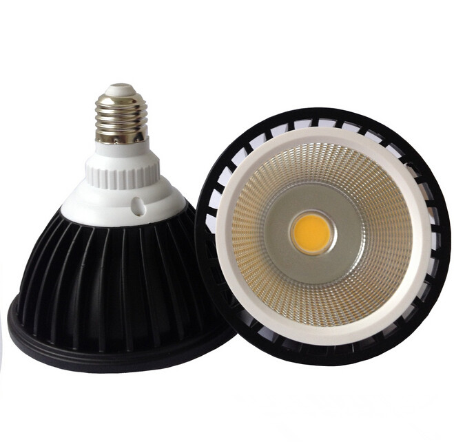 Hot sale 20W PAR38 COB LED spot light E27 led PAR30 15W dimmable Led bulb warm white,white,cool white free express<br><br>Aliexpress