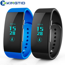 U3 Bluetooth Smartband Wrist Watch SMS Reminder Sleep Monitor Pedometer Sport Tracking Wristband For Android IOS Smart Phone
