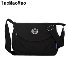 Buy Hot Sale Handbag Women Messenger Bags Women Bag Waterproof Nylon Ladies Shoulder Crossbody Bags sac main bolsa feminina for $9.94 in AliExpress store