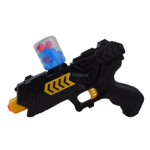 Gun Soft Toy Bullet Water Pistol Gift Kids Crystal Bullets CS Shooting Game Set #H055#
