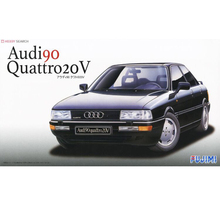 12633# 1/24 Scale Model Car Kit Aud 90 Quattro 20V 1/24 scale kit  1:24 Scale KIT plastic model kit