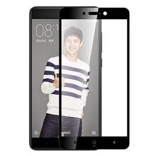 WZH Tempered Glass Xiaomi RedMi 4X 5 Plus Screen Protector Full Cover 9H Glass Film Xiomi RedMi Note 4X Xiomi Mix2S