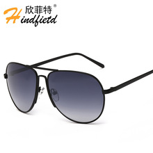 Cool Metal black frame sunglasses for men driving oversized colorful mirror aviator sun glasses women male frog mirror eyewear