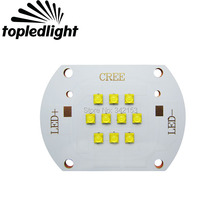 Topledlight Customize 50W 100W 150W 200W Cree XTE XT-E White 5000K Led Emitter Lamp Light For DIY Led Bulb Lamp Light Lighting