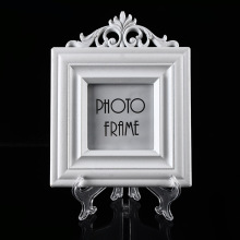 "Clear Plastic Plate Display Stand Picture Frame Easel Holder 3""5""7""9"" Photo Frame Picture Display(China)"
