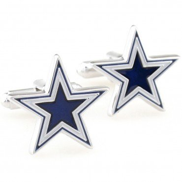 Star Cufflink 15 pairs Wholesale Free Shipping