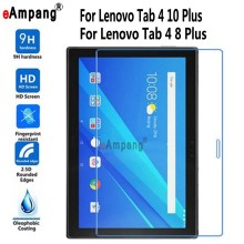 Buy Tempered Glass Lenovo Tab4 Tab 4 8 Plus Screen Protective Film Tablet PC Screen Protector Lenovo Tab 4 10 Plus 10.1 inch for $5.86 in AliExpress store