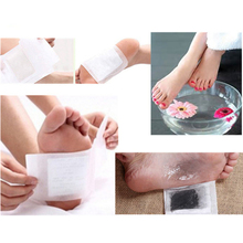 (100pcs/10boxes lot)2017 Hot selling natural cleansing relax foot pad Chinese bamboo vinegar detox foot patch(China)