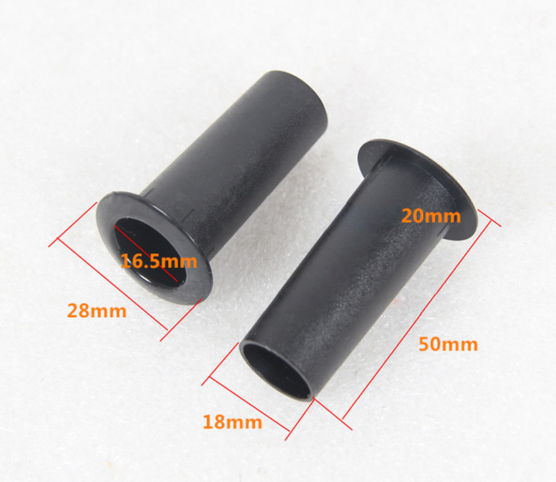 "2pcs Speaker Port Tube Subwoofer Bass Tube Vent 50x142mm For 4/""//5/""//6.5/"" Speakers"